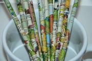 Изображения TMNT, их символика и т.п. на различных предметах - Черепашки Ниндзя из комиксов - карандаши.jpg