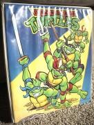 Изображения TMNT, их символика и т.п. на различных предметах - Three Ring Vinyl School Binder 1992.jpg