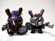 Игрушки и фигурки TMNT общая тема  - Rocksteady and Bebop Dunnys.jpg