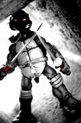Игрушки и фигурки TMNT общая тема  - Леонардо от NECA.jpg