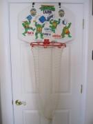 Изображения TMNT, их символика и т.п. на различных предметах - Баскетбольное кольцо с Черепашками Ниндзя.JPG