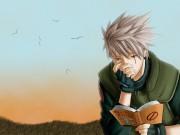 Naruto Наруто - Какаши арт.jpg
