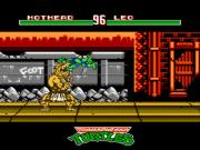 Teenage Mutant Ninja Turtles: Tournament Fighters NES  - Hothead_vs_Leonardo.png