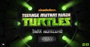 Флеш игры о TMNT Flash Games  - TMNT.-Dark-Horizons-главный-экран.jpg