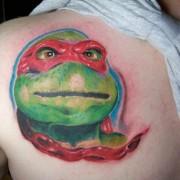 Татуировки по TMNT - tatuaje-de-rafael-de-las-tortugas-ninja.jpg