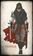 Зарубежный Фан-Арт - TMNT Shredder by devilmonkey.jpg