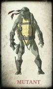 Зарубежный Фан-Арт - TMNT Raphael by devilmonkey.jpg