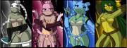 Зарубежный Фан-Арт - __tmnt_turtle_girls___by_yamidawn-d3iuq2u.jpg