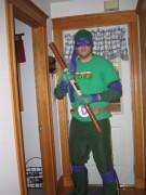 Косплей на Черепашек Ниндзя - Donatello (cosplay).jpg