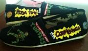 Изображения TMNT, их символика и т.п. на различных предметах - Черепашки Ниндзя - обувь.jpg