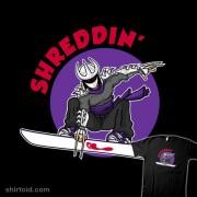 Изображения TMNT, их символика и т.п. на различных предметах - Shreddin-Shredder by Jon Defreest.jpg