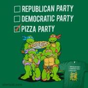 Изображения TMNT, их символика и т.п. на различных предметах - Vote-Pizza-Party.jpg