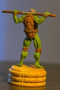 TMNT своими руками, кастомы customs  - Пластилиновый Донателло (3).jpg
