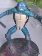 TMNT своими руками, кастомы customs  - Пластилиновый Леонардо (1.1).jpg