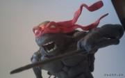 TMNT своими руками, кастомы customs  - Пластилиновый Рафаэль (1).jpg