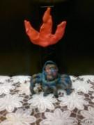 TMNT своими руками, кастомы customs  - Бакстер Стокман (2).jpg