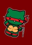 Приколы над ТMNТ - kitty.jpg