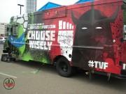 Изображения TMNT, их символика и т.п. на различных предметах - San Diego Comic-Con 2012; Nickelodeon's TMNT Vs. FOOT  Truck x (3).jpg