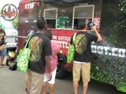 Изображения TMNT, их символика и т.п. на различных предметах - San Diego Comic-Con 2012; Nickelodeon's TMNT Vs. FOOT  Truck x (2).jpg