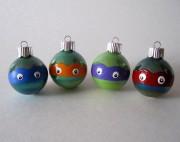 Изображения TMNT, их символика и т.п. на различных предметах - Елочные шары.jpg