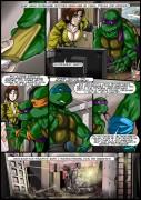 Черепашки-ниндзя: Ренегат TMNT: Turtle Turncoat - Глава 3 - 27.jpg