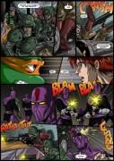 Черепашки-ниндзя: Ренегат TMNT: Turtle Turncoat - Глава 3 - 30.jpg