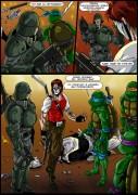 Черепашки-ниндзя: Ренегат TMNT: Turtle Turncoat - Глава 3 - 34.jpg