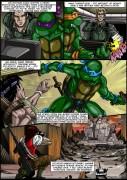 Черепашки-ниндзя: Ренегат TMNT: Turtle Turncoat - Глава 3 - 41.jpg