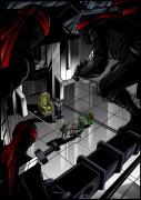 Черепашки-ниндзя: Ренегат TMNT: Turtle Turncoat - Глава 4. Финальная битва. - 1.jpg