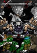 Черепашки-ниндзя: Ренегат TMNT: Turtle Turncoat - Глава 4. Финальная битва. - 2.jpg
