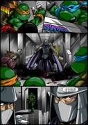 Черепашки-ниндзя: Ренегат TMNT: Turtle Turncoat - Глава 4. Финальная битва. - 6.jpg
