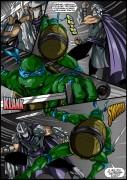 Черепашки-ниндзя: Ренегат TMNT: Turtle Turncoat - Глава 4. Финальная битва. - 8.jpg