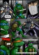 Черепашки-ниндзя: Ренегат TMNT: Turtle Turncoat - Глава 4. Финальная битва. - 9.jpg