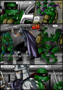 Черепашки-ниндзя: Ренегат TMNT: Turtle Turncoat - Глава 4. Финальная битва. - 11.jpg