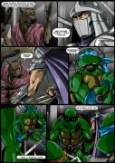 Черепашки-ниндзя: Ренегат TMNT: Turtle Turncoat - Глава 4. Финальная битва. - 12.jpg