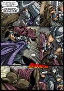 Черепашки-ниндзя: Ренегат TMNT: Turtle Turncoat - Глава 4. Финальная битва. - 13.jpg