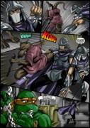 Черепашки-ниндзя: Ренегат TMNT: Turtle Turncoat - Глава 4. Финальная битва. - 14.jpg