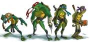 Самая высокая Черепашка - Teenage_Mutant_Ninja_Turtles_by_3nrique.jpeg