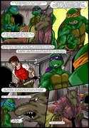 Черепашки-ниндзя: Ренегат TMNT: Turtle Turncoat - Глава 2 - 41.jpg