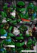 Черепашки-ниндзя: Ренегат TMNT: Turtle Turncoat - Глава 4. Финальная битва. - 16.jpg