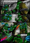Черепашки-ниндзя: Ренегат TMNT: Turtle Turncoat - Глава 4. Финальная битва. - 17.jpg