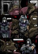 Черепашки-ниндзя: Ренегат TMNT: Turtle Turncoat - Глава 4. Финальная битва. - 18.jpg