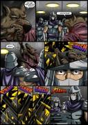 Черепашки-ниндзя: Ренегат TMNT: Turtle Turncoat - Глава 4. Финальная битва. - 22.jpg
