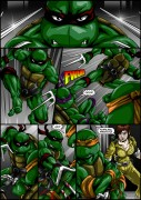 Черепашки-ниндзя: Ренегат TMNT: Turtle Turncoat - Глава 4. Финальная битва. - 24.jpg