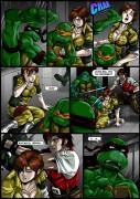 Черепашки-ниндзя: Ренегат TMNT: Turtle Turncoat - Глава 4. Финальная битва. - 25.jpg
