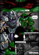 Черепашки-ниндзя: Ренегат TMNT: Turtle Turncoat - Глава 4. Финальная битва. - 28.jpg