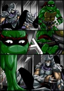 Черепашки-ниндзя: Ренегат TMNT: Turtle Turncoat - Глава 4. Финальная битва. - 29.jpg