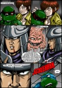 Черепашки-ниндзя: Ренегат TMNT: Turtle Turncoat - Глава 4. Финальная битва. - 31.jpg