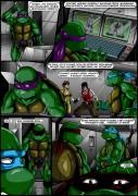 Черепашки-ниндзя: Ренегат TMNT: Turtle Turncoat - Глава 4. Финальная битва. - 32.jpg