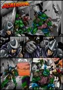 Черепашки-ниндзя: Ренегат TMNT: Turtle Turncoat - Глава 4. Финальная битва. - 33.jpg